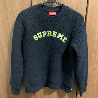 シュプリーム(Supreme)のsupreme polartec deep crew neck(その他)