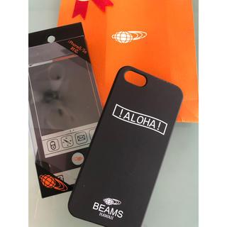 BEAMS - 携帯カバー BEAMS
