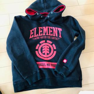 エレメント(ELEMENT)のELEMENT パーカー 140 値下げしました(ジャケット/上着)