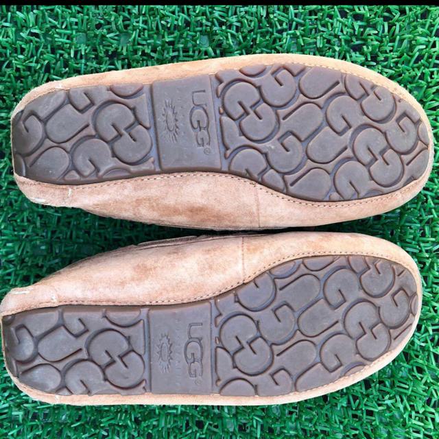 UGG(アグ)のUGG Australia 24cm モカシン ペタンコ ダコタ レディースの靴/シューズ(スリッポン/モカシン)の商品写真