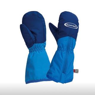 モンベル(mont bell)の✦ฺ︎美品✦ฺ︎♡モンベル♡グローブ 手袋 雪遊び キッズ 子供(手袋)