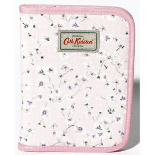 キャスキッドソン(Cath Kidston)のキャスキッドソン 花柄 マザーブック 母子手帳ケース ピンク 新品(母子手帳ケース)