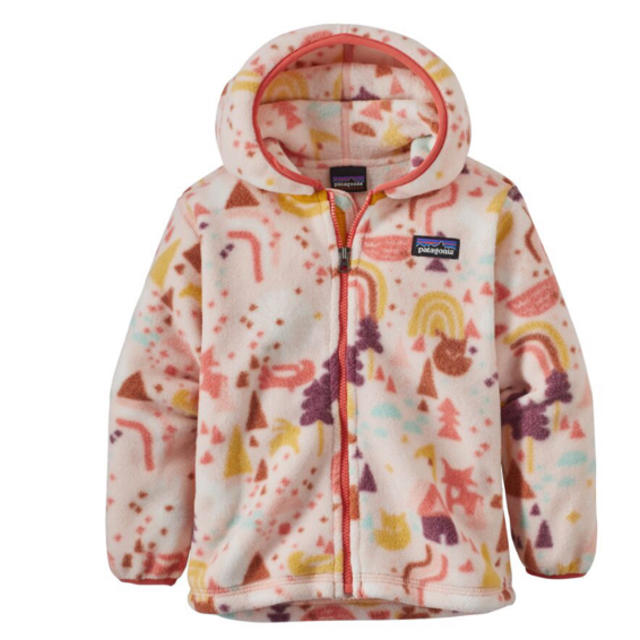 patagonia(パタゴニア)のパタゴニア フリース上着 キッズ/ベビー/マタニティのキッズ服女の子用(90cm~)(ジャケット/上着)の商品写真