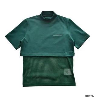 JOHN LAWRENCE SULLIVAN - john lawrence sullivan サリバンレイヤードトップスtシャツ