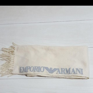 エンポリオアルマーニ(Emporio Armani)のエンポリオ・アルマーニ マフラー(マフラー)