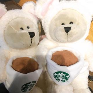 Starbucks Coffee - 注意☆2/10〜発送 Starbucks ベアリスタ ハッピーネズミ