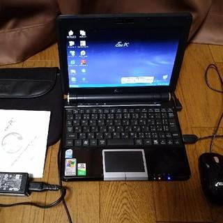 エイスース(ASUS)のASUS  EeePC  901  16GB  ジャンク(ノートPC)