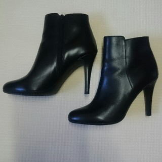 DIANA - DIANA ダイアナ ショートブーツ ブラック 23.5