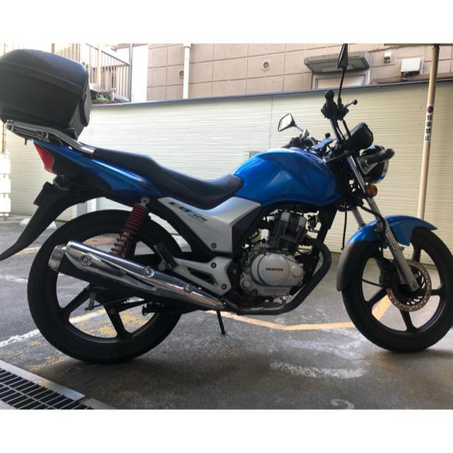 ホンダ(ホンダ)のCBF 125 原付  自動車/バイクのバイク(車体)の商品写真