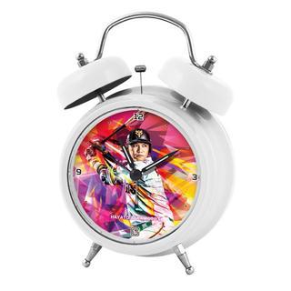 ジャイアンツ 坂本勇人 時計 プレーヤーズボイス目覚まし時計 新品