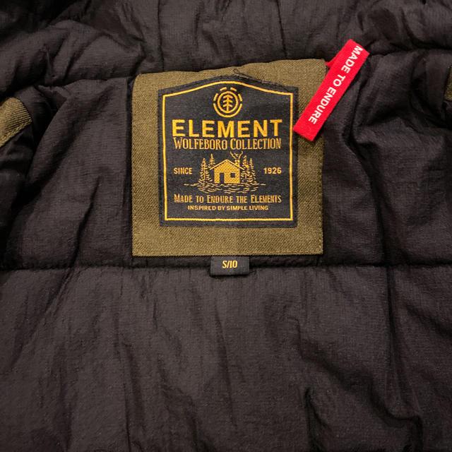 ELEMENT(エレメント)のELEMENT アウター キッズ/ベビー/マタニティのキッズ服男の子用(90cm~)(ジャケット/上着)の商品写真