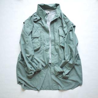 さっと羽織って雰囲気◎アドベンチャーシャツ♡フォロ割-¥200