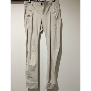 DOUBLE STANDARD CLOTHING - SOV メリルハイテンションパンツ