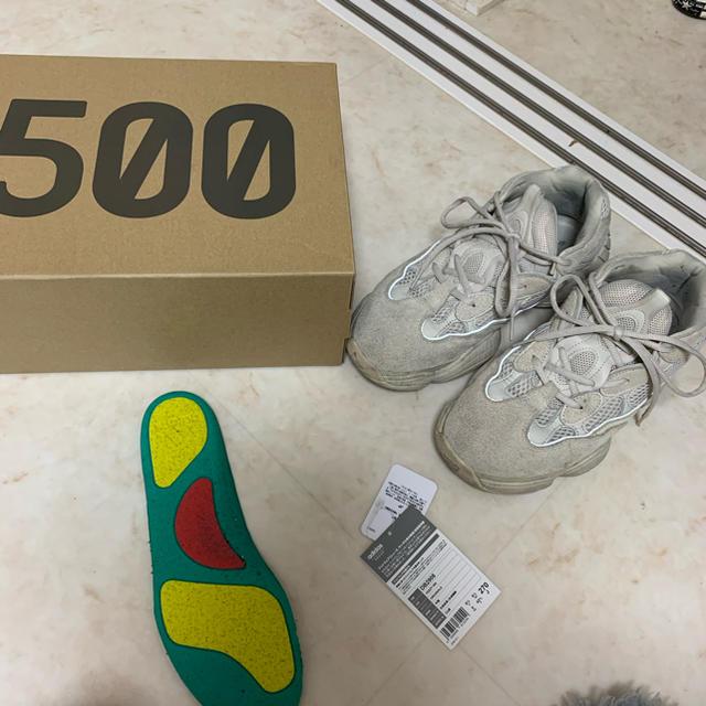 adidas(アディダス)のadidas 初期カラー yeezy500 メンズの靴/シューズ(スニーカー)の商品写真