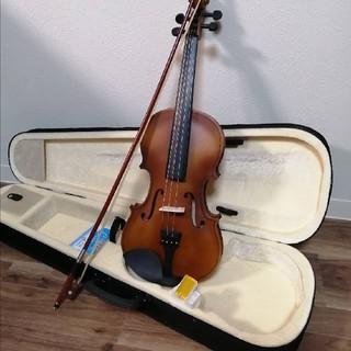 ヴァイオリン マットブラウン