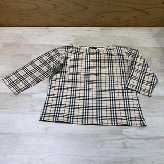 BURBERRY - バーバリー Burberry 五分丈Tシャツ