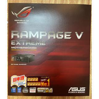 エイスース(ASUS)のRAMPAGE V EXTREME (PCパーツ)