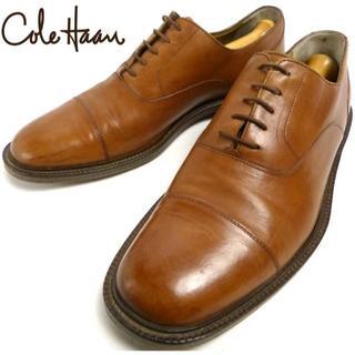 コールハーン(Cole Haan)のイタリア製 COLEHAAN コールハーン ストレートチップシューズ26.5cm(ドレス/ビジネス)