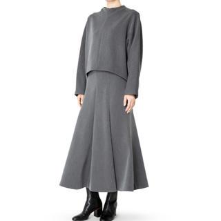 ルシェルブルー(LE CIEL BLEU)のルシェルブルー 今期新作 Mermaid Skirt(ロングスカート)