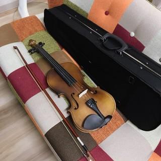 クラシックバイオリンセット マットブラウン