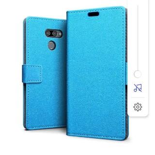 ソフトバンク(Softbank)のLG K50ケース【SLEO】手帳型 軽量 超薄型 高級 PUレザー LG K5(Androidケース)