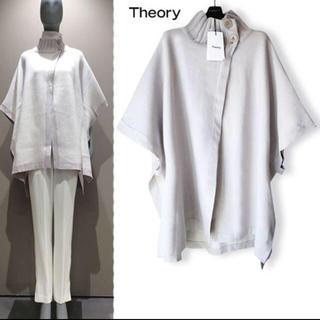 セオリー(theory)のtheory 【2018 SS】春ケープコート ¥74,520-(ポンチョ)