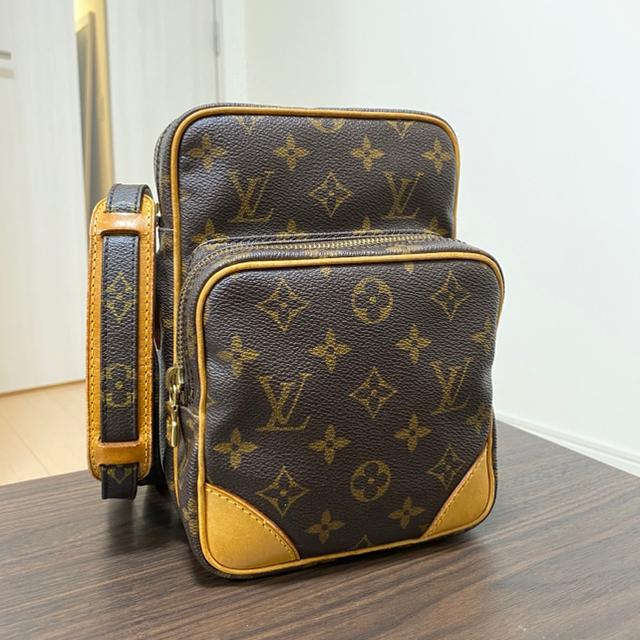 LOUIS VUITTON(ルイヴィトン)のルイヴィトン モノグラム アマゾン ショルダーバッグ レディースのバッグ(ショルダーバッグ)の商品写真