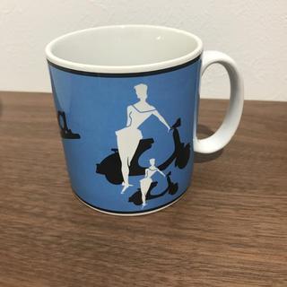 ロンハーマン(Ron Herman)のvespa  マグカップ 未使用(グラス/カップ)