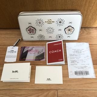 COACH - COACH コーチ 長財布 F27680