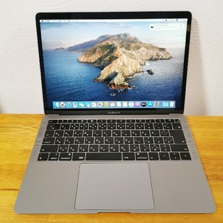 Apple - macbook air MVFJ/A 最新モデル