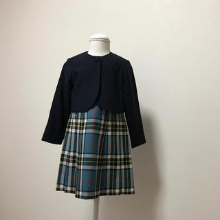 mikihouse - 卒園式 入学式 ミキハウス  スーツ ジャケット