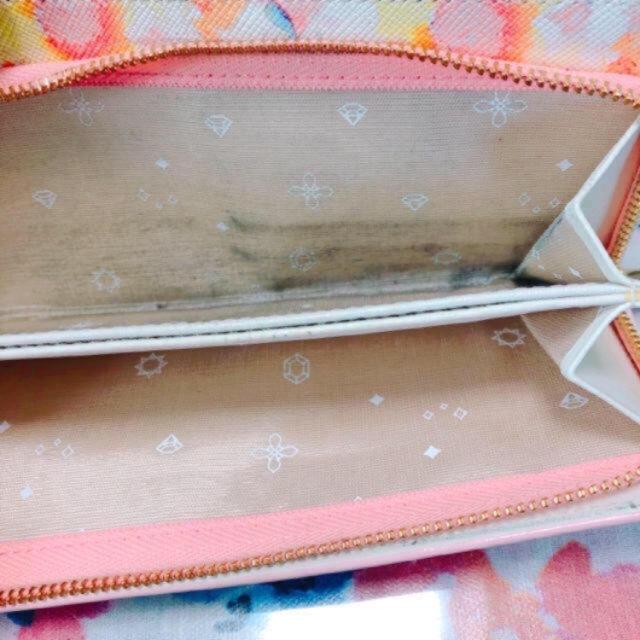 4℃(ヨンドシー)の長財布 レディースのファッション小物(財布)の商品写真