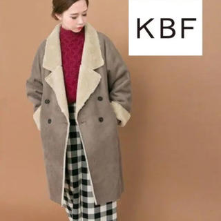 KBF - KBF ムートンコート