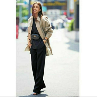 Drawer - ブラミンク  ジャケット コート たきまき着用