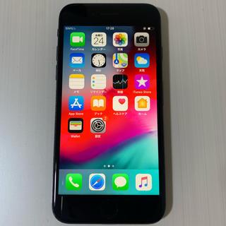 iPhone - iPhone7  ブラック au 32GB 32ギガ 32G