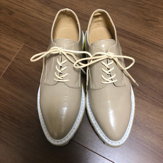 ジーナシス(JEANASIS)のJEANASIS レースアップシューズ(ローファー/革靴)