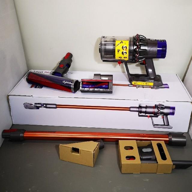 Dyson(ダイソン)のDyson ダイソンcyclone V10 SV12FF スマホ/家電/カメラの生活家電(掃除機)の商品写真
