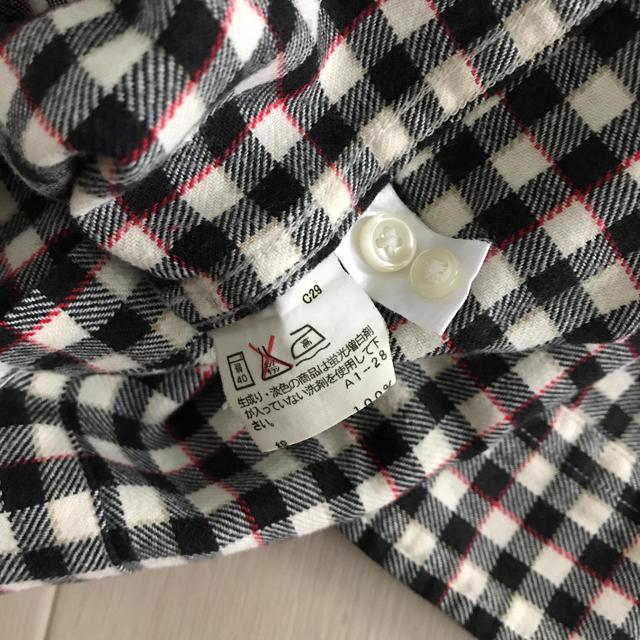 Ralph Lauren(ラルフローレン)のラルフローレン チェックシャツ120 シャツ120 ラルフ120 キッズ/ベビー/マタニティのキッズ服男の子用(90cm~)(Tシャツ/カットソー)の商品写真