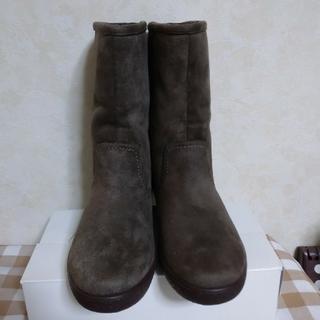 防寒ブーツ  レディース24㎝(ブーツ)