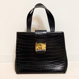 Ferragamo - 【良品】フェラガモ◆ヴァラ◆ハンドバッグ