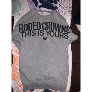 ロデオクラウンズ(RODEO CROWNS)のロデオ×チャンピオン(ひざ丈ワンピース)