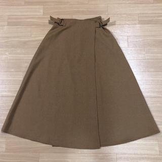 zampa - 【新品】ZAMPA ラップロングスカート