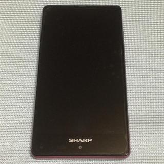 アクオス(AQUOS)のdocomo SH-RM02(スマートフォン本体)