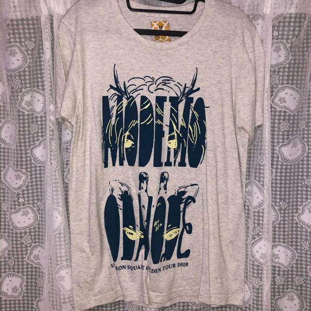 UNISON SQUARE GARDEN(ユニゾンスクエアガーデン)のUNISON SQUARE GARDEN グッズT メンズのトップス(Tシャツ/カットソー(半袖/袖なし))の商品写真