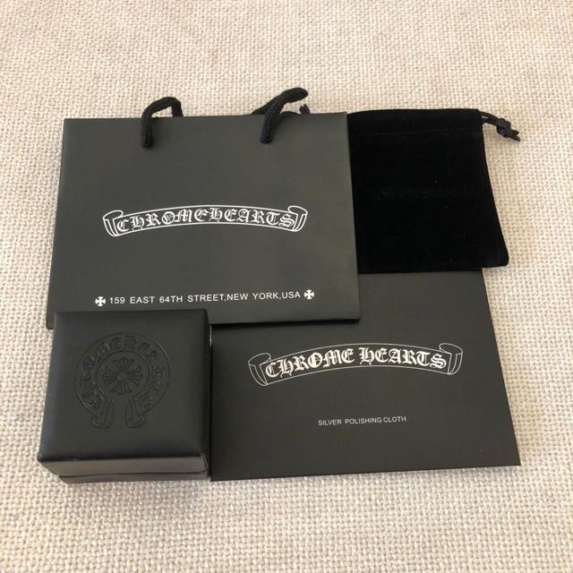 Chrome Hearts(クロムハーツ)のクロムハーツ ペーパーチェーン ネックレス メンズのアクセサリー(ネックレス)の商品写真