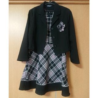 シマムラ(しまむら)の女の子 フォーマル ワンピース 130(ドレス/フォーマル)
