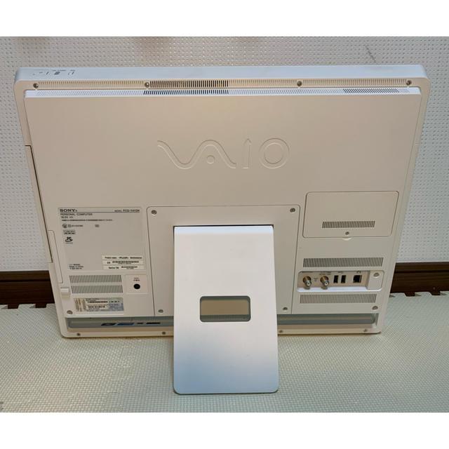 SONY(ソニー)のVAIO 高性能PC i7 8GB Win10 W録画 新品SSD Office スマホ/家電/カメラのPC/タブレット(デスクトップ型PC)の商品写真