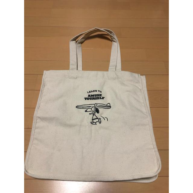 ROOTOTE(ルートート)のvintage PEANUTS トートバッグ レディースのバッグ(トートバッグ)の商品写真