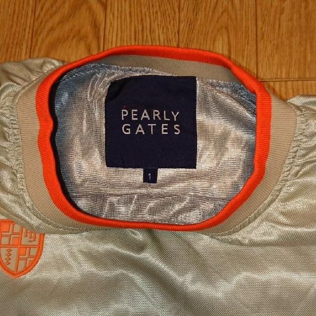 PEARLY GATES(パーリーゲイツ)のパーリーゲイツ    スニード  防寒 レディース スポーツ/アウトドアのゴルフ(ウエア)の商品写真