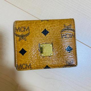 エムシーエム(MCM)のMCM 定期ケース カードケース 名刺入れ(名刺入れ/定期入れ)